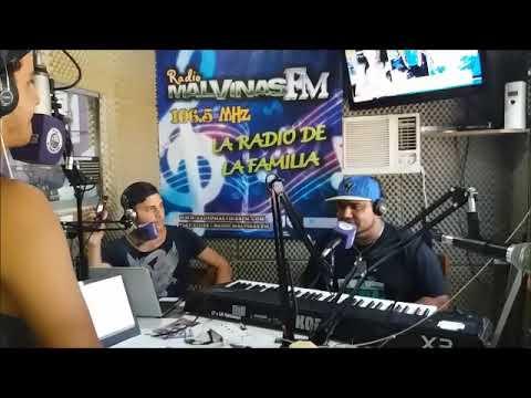 Charly montenegro en la radio malvinas