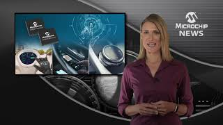 Smallest Automotive maXTouch® Controllers for Smart Surfaces and Multi-Function Displays