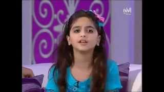 ARABI  GIRL SINGING HINDI SONG