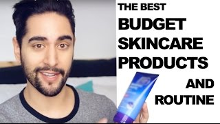 Best Budget Skincare Products  - Cheap Boots Haul (Skincare Review) ✖ James Welsh