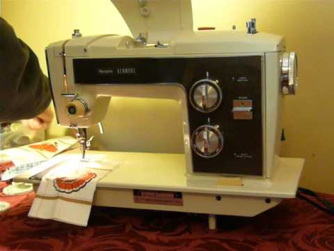 NIFTYTHRIFTYGIRL Vintage Kenmore Model 40 Sewing Machine With Awesome Kenmore Sewing Machine Vintage