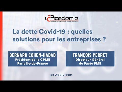 Les Entretiens de l'Académie : Bernard Cohen-Hadad et François Perret