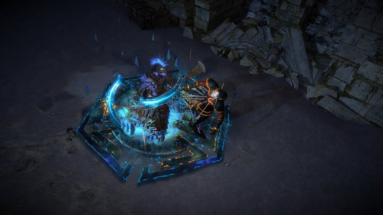New Illusionist MTX in Path of Exile   ISK Mogul Adventures