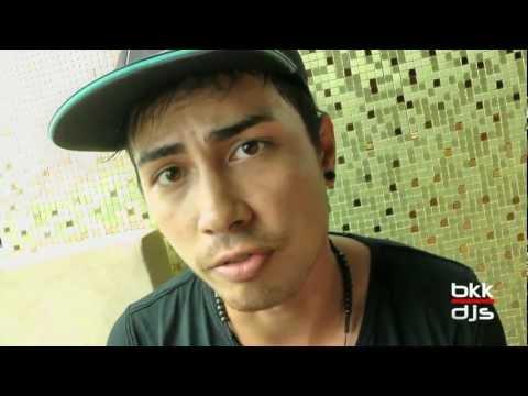 Interview with DJ Dan Buri - Bangkok, Thailand