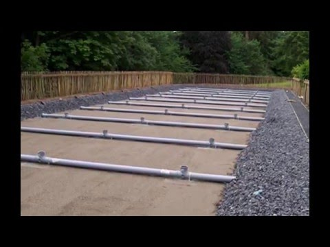 SEWAGE TREATMENT PLANT ( REED BED SYSTEM)