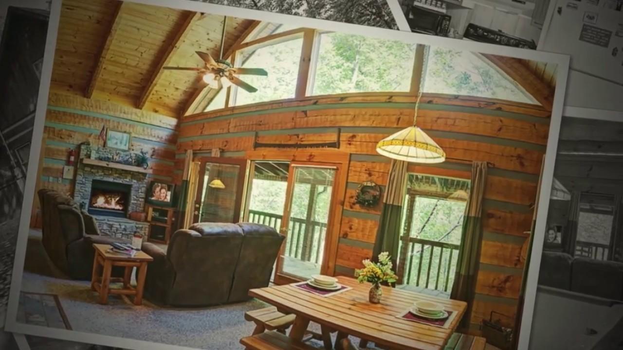 Cozy mountain hideaway 1 bedroom cabin in gatlinburg youtube for One bedroom cabins in gatlinburg