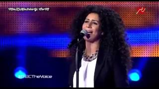 Clara Akiki Atallah - Eres todo en mi / You're my everything - MBCTheVoice - كلارا عطالله