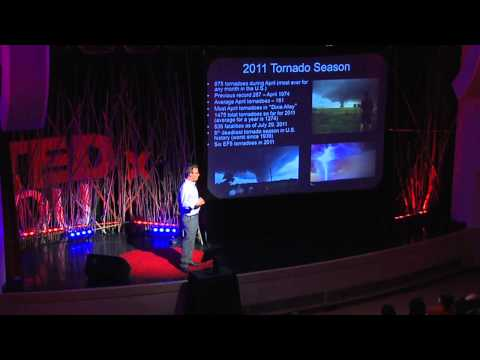 TEDxOU - Reed Timmer - The Science of Extreme Storm Chasing