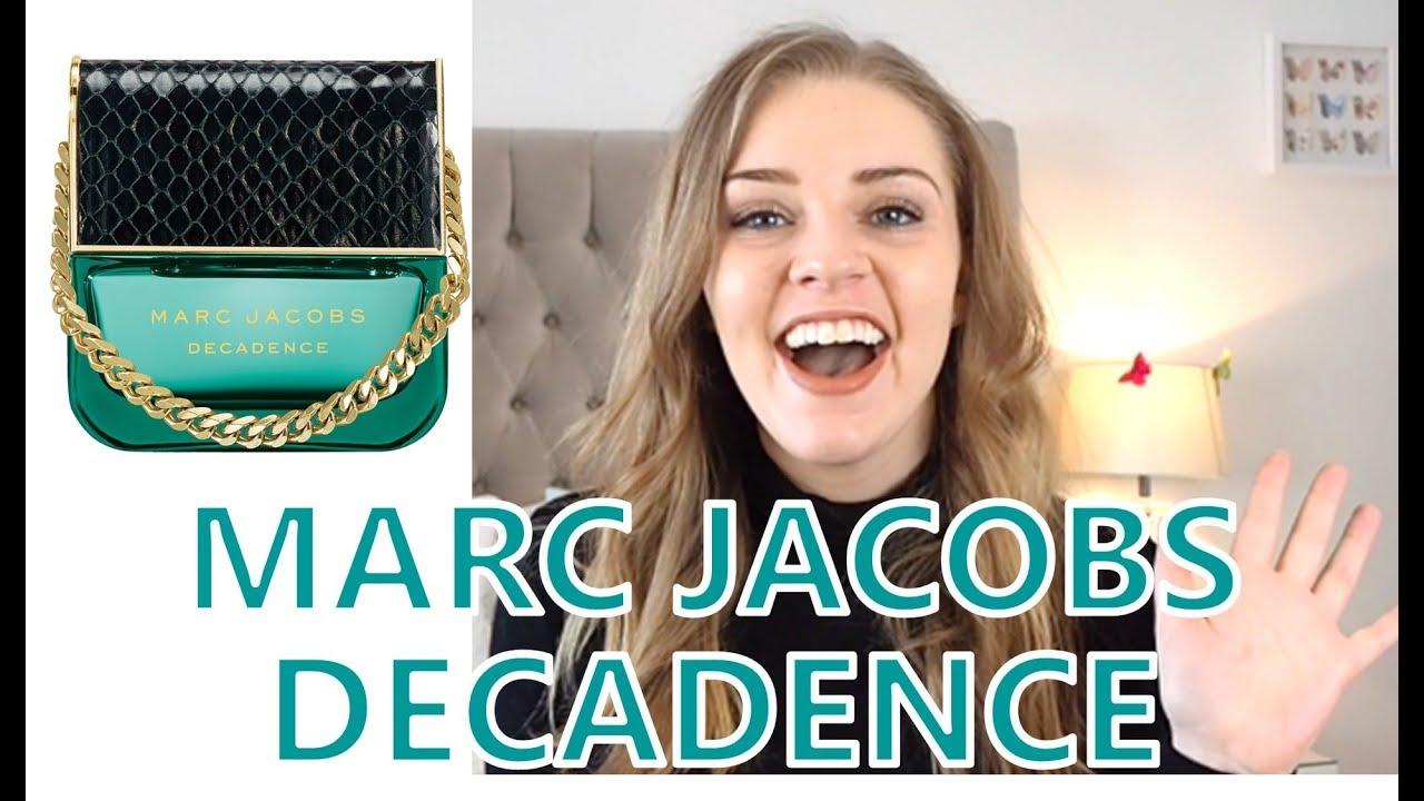 d4b603dfc5 MARC JACOBS DECADENCE PERFUME REVIEW   Soki London - YouTube