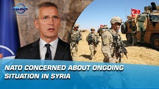 NATO Concerned about ongoing Situation in Syria   Indus News