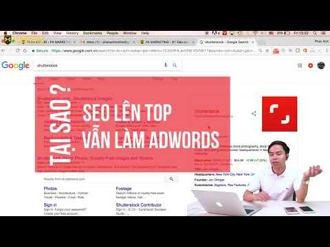 hướng dẫn chạy Google Adwords- bài 3 phân biệt adwords và seo