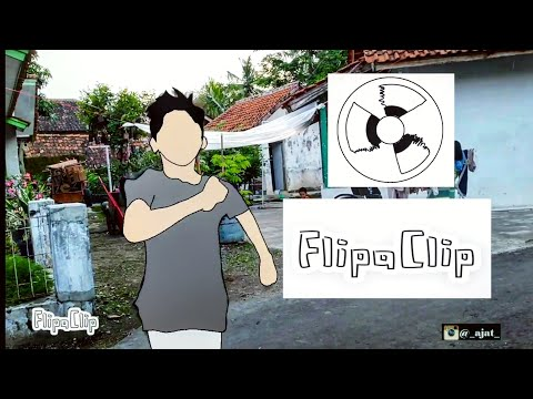 Tutorial Making Video Become Animation In FlipaClip