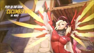 Overwatch, AbidingGamer Play of the Game September 2016