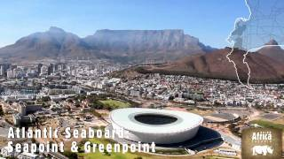 Cape Town Top Destinations | Rhino Africa