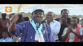 Kalonzo threatens to call ICC over Duale's remarks