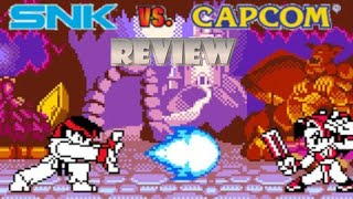 SNK vs Capcom: The Match of the Millenium (Switch) Review (Video Game Video Review)