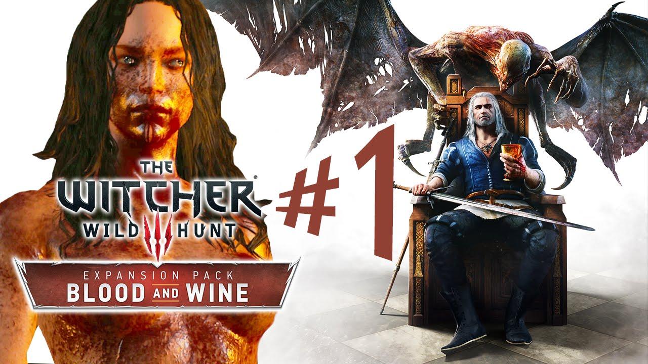 The Witcher 3: Blood And Wine - Parte 1: A Nobre Toussaint ( ͡° ͜ʖ ͡°) [ PC - Playthrough PT-BR ]