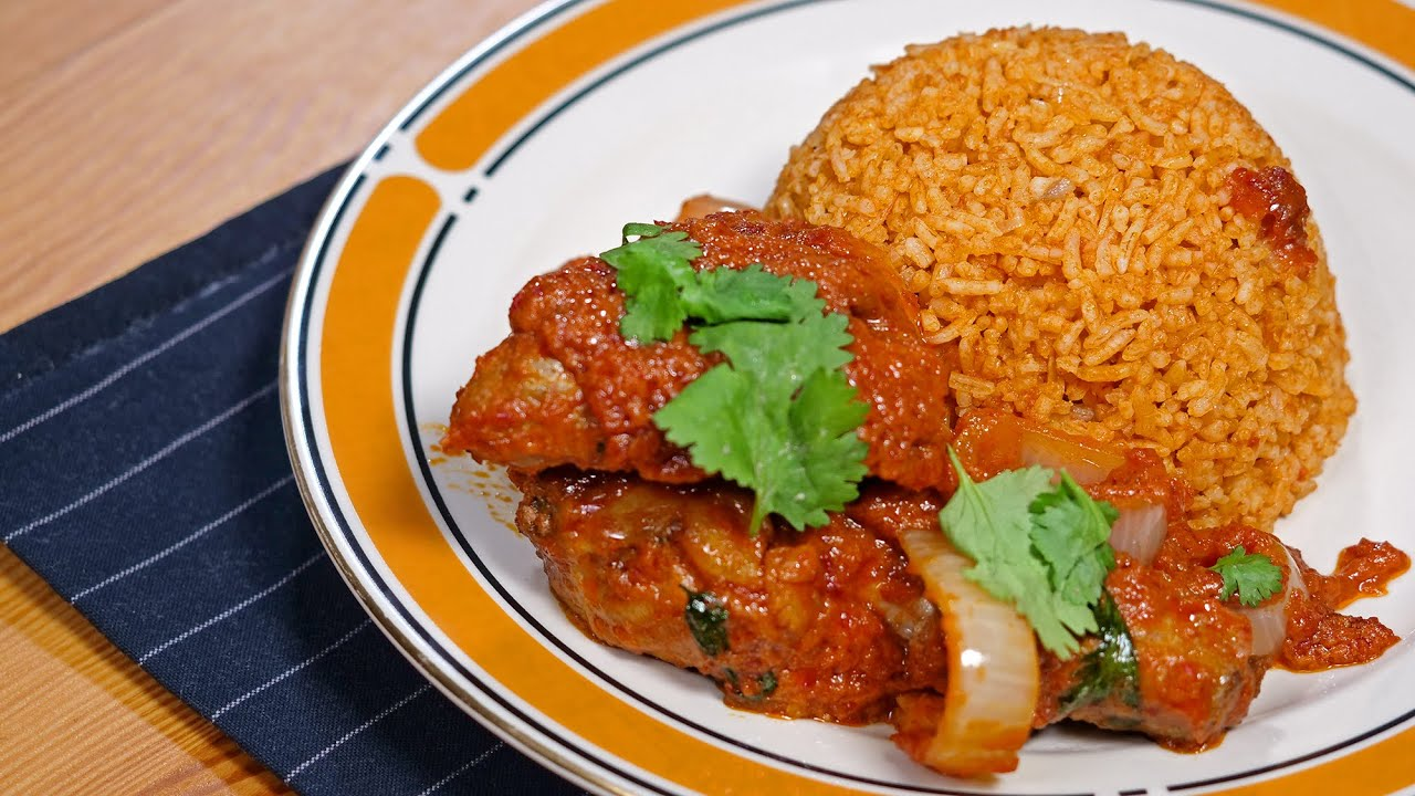 Nasi Tomato Ayam Masak Merah Resepi Mudah Buka Puasa Destinasi Tv Youtube