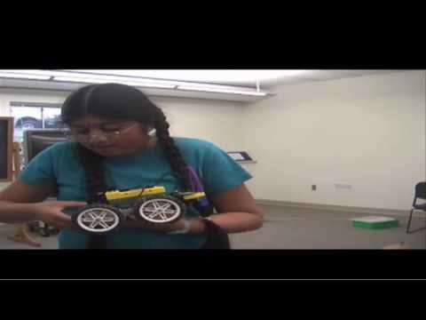 Dartmouth's Summer Robotics Camp