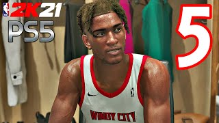 IL KING DELLE LASERATE! - NBA 2K21 PS5 CARRIERA Gameplay ITA Ep.5