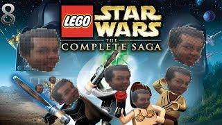 Lego Star Wars: The Complete Saga | Episode 8