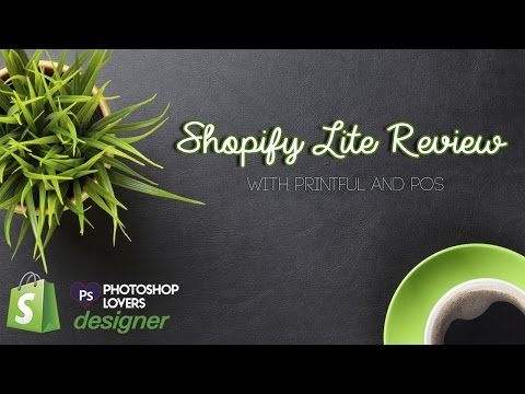 2019 Shopify Lite Review (Sell On Instagram & Wordpress) +