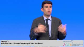 Andy Burnham #Confed2014