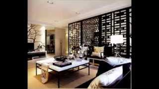 Hanging Room Divider Decorations Ideas