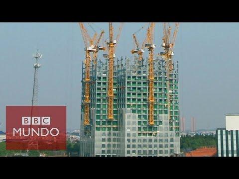 Timelapse: China construye