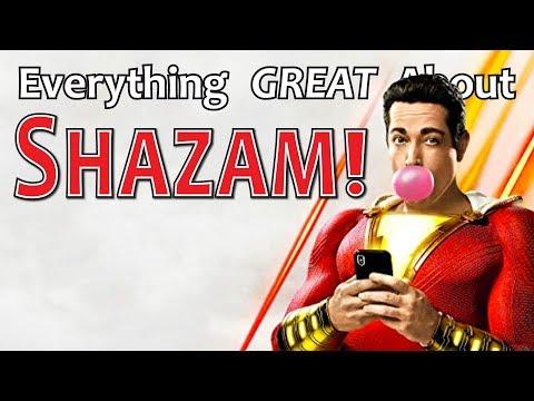 Everything GREAT About Shazam!