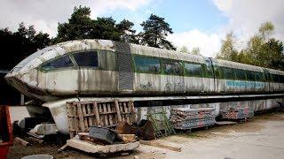 Die tragische Geschichte des schnellsten Zugs der Welt!