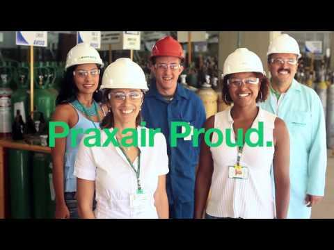 Praxair Proud --- Around the World
