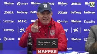 Download Presentación de Javier Aguirre como nuevo entrenador del C.D. Leganés Mp3 and Videos