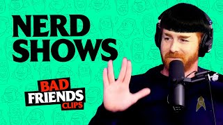 How Well Does Santino Know Star Trek? | Bad Friends Clips