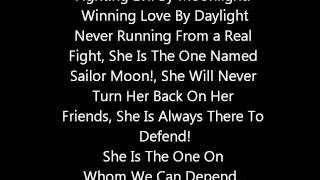 sailor moon theme song lyrics