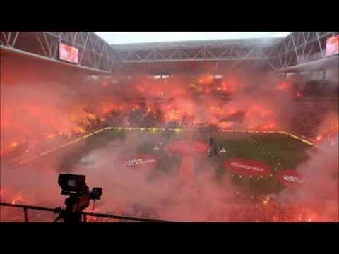 ultrAslan welcome to hell Europe !