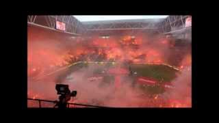 ultrAslan welcome to hell Europe !