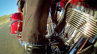Indian Roadmaster Test - MotorcycleTV Review