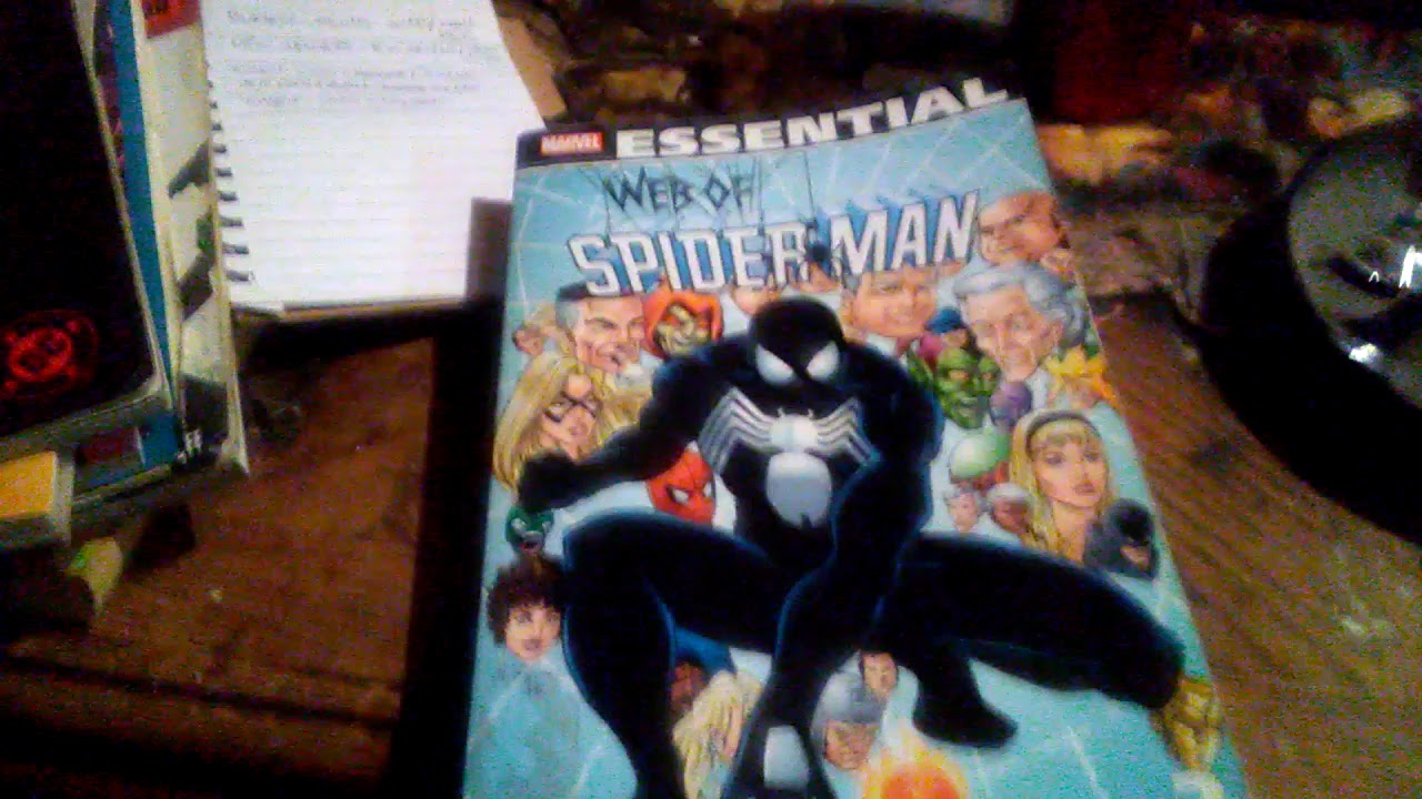 Part three (final part) My essential must have Graphic novel list