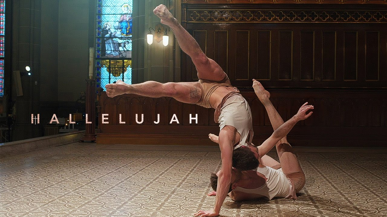 HALLELUJAH – A Circus/Queer Film  [Gay Love, Hate & Religion.]