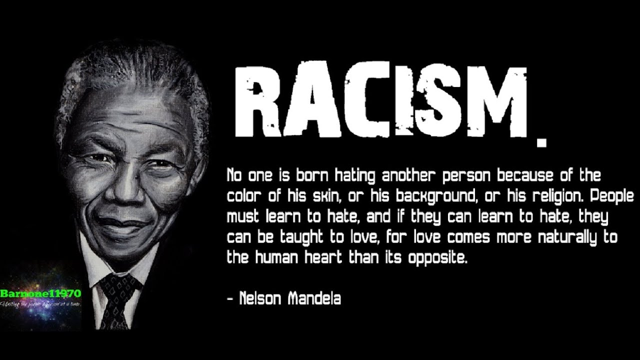i was taught to see racism One year later, here are 7 things ferguson taught americans about racism.