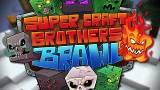 Super Craft Bros [Minigame] - /w MunchingBrotato, GizzyGazza & Vaecon!