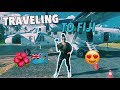 PACK & TRAVEL WITH ME TO FIJI 🌺✈️ | FIJI VLOG PART 1