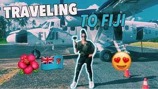 FIJI VLOG PART ONE | PACK & TRAVEL WITH ME 🌺✈️