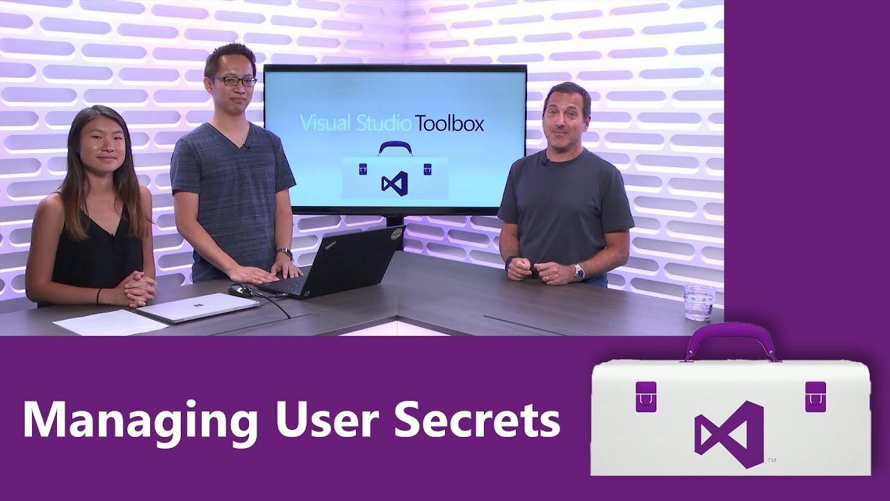 Managing User Secrets
