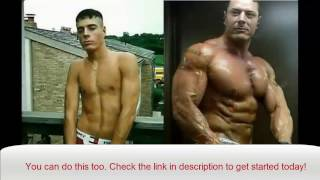 How To Gain Muscle For Skinny Guys ✹ How To Gain Weight & Build Muscle Fast For Skinny Guys