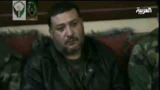 جيش الحر ياسر 19 شبيحه كلب من كلاب بشار .. اخوانكم من KSA