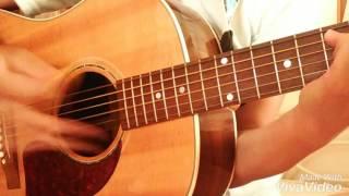 久しぶりに動画撮りました!! 夏なのでナツコイ弾いてみました♪♪ よか...