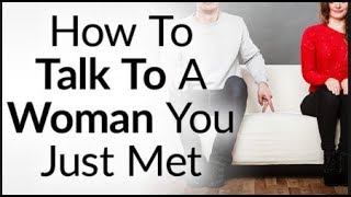 How To Start Conversations With Women (O.S.A Part 2)