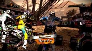 MUD FIM Motocross World Championship : Gameplay PC